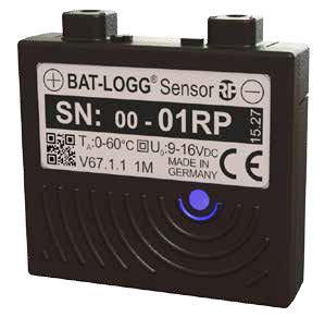Batterieüberwachungssystem - BAT-LOG