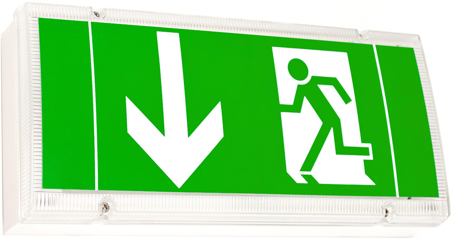 Rettungszeichenleuchte - GW
