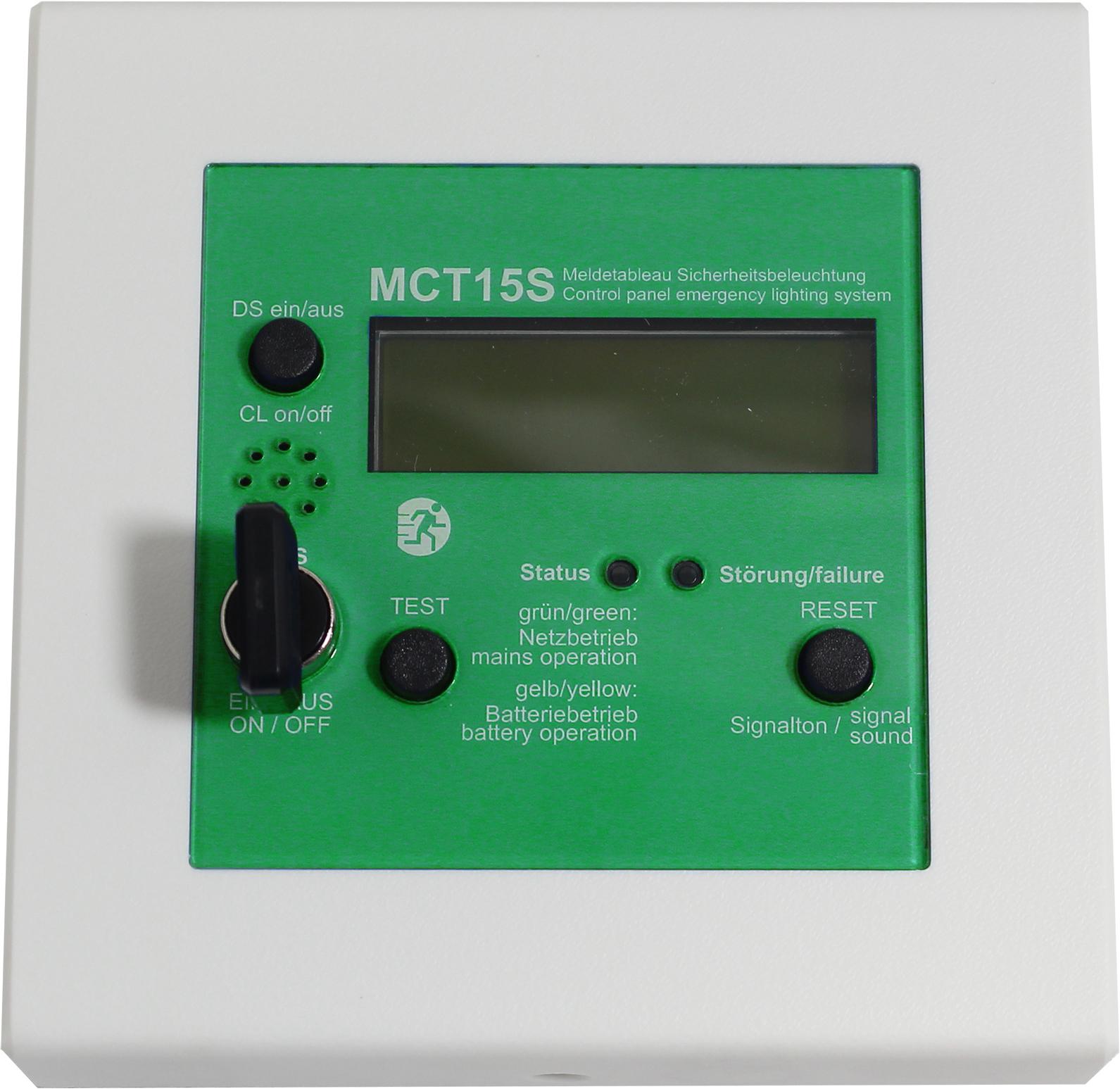 Fernmeldetableau - MCT-15