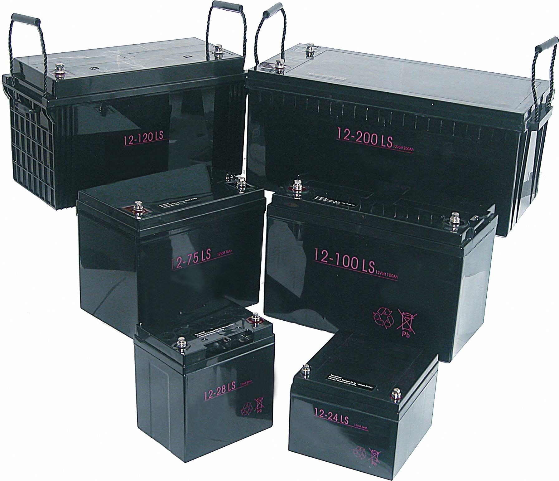 Stationäre Batterien - OGiV