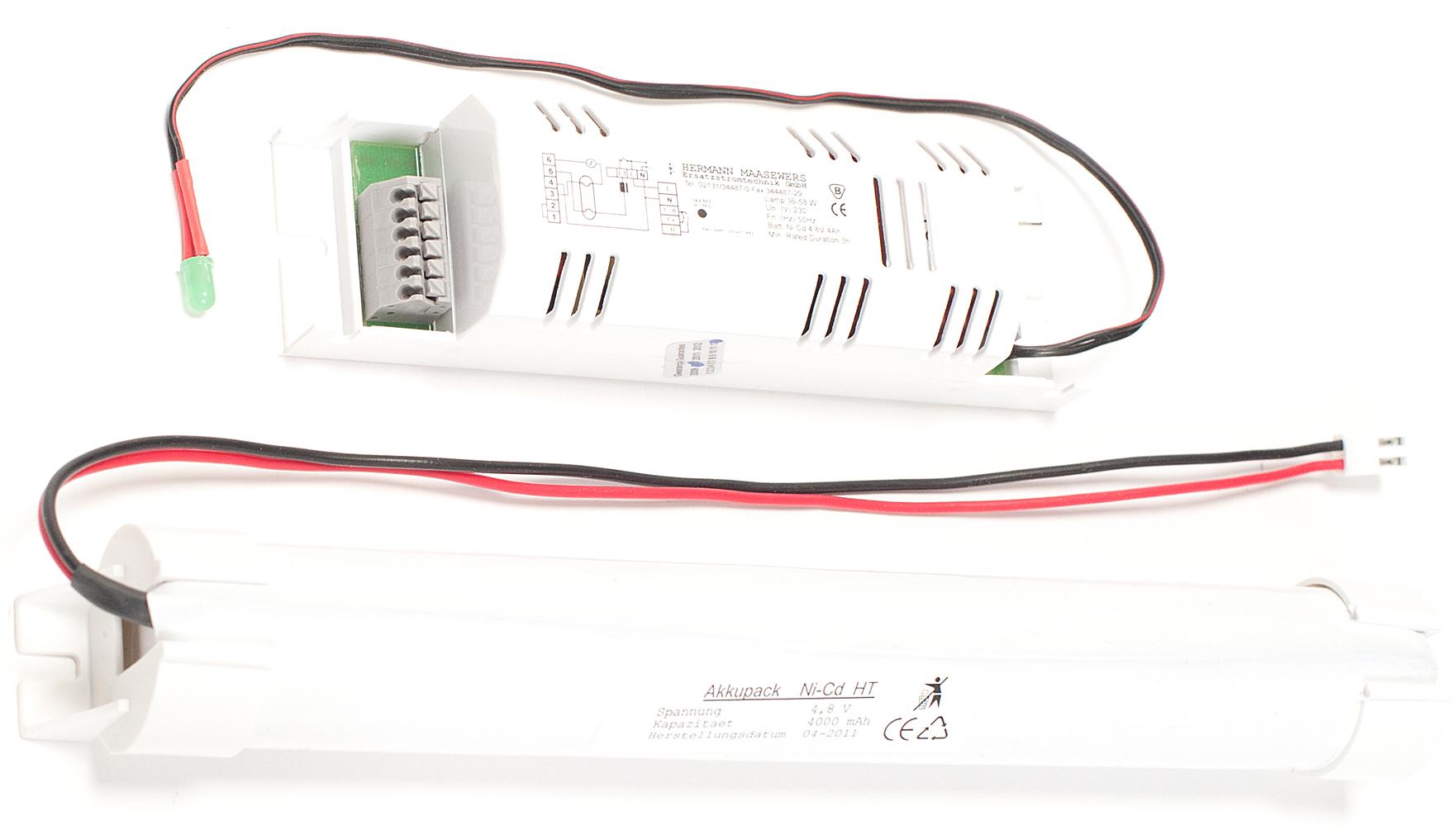 Einzelbatterieversorgung - PLV