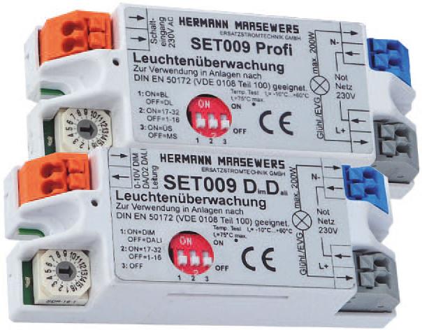 Überwachungsbaustein - SET009
