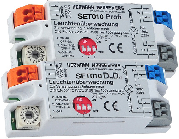 Überwachungsbaustein - SET010