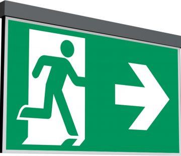 Rettungszeichenleuchten - AX