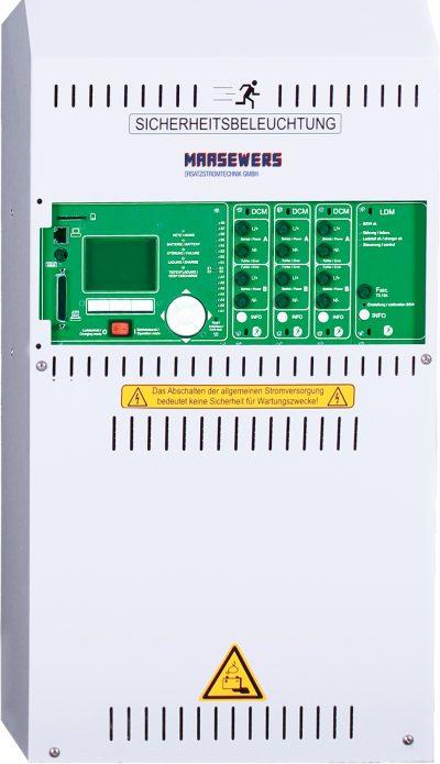 Notlichtsysteme - MicroControlPlus
